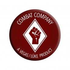 Combat Company - Button Symbol