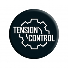 Tension Control - Button Logo