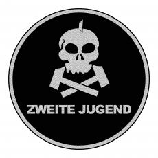 Zweite Jugend Aufnäher Logo