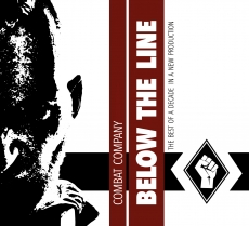 Combat Company - BELOW THE LINE (CD LP, Special Edition)