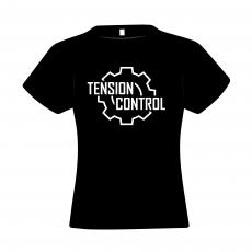 TENSION CONTROL T-Shirt Damen