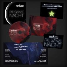 Zweite Jugend & Liss Eulenherz - Die ganze Nacht (CD, Limited Edition)
