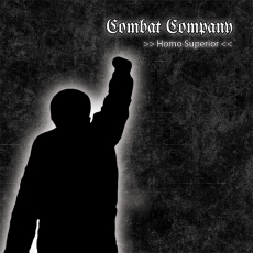 SOLD OUT - Combat Company - Homo Superior (CD Single)