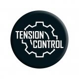 Tension Control - Button Logo