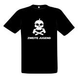 Zweite Jugend T-Shirt Logo Herren