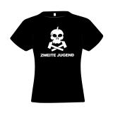 Zweite Jugend T-Shirt Logo Damen