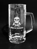 Zweite Jugend - Beer Glass - Logo